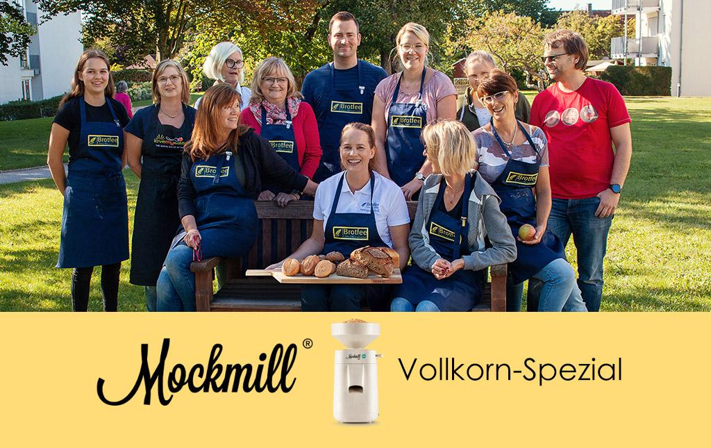 Brotfee Mockmill Vollkorn Spezial