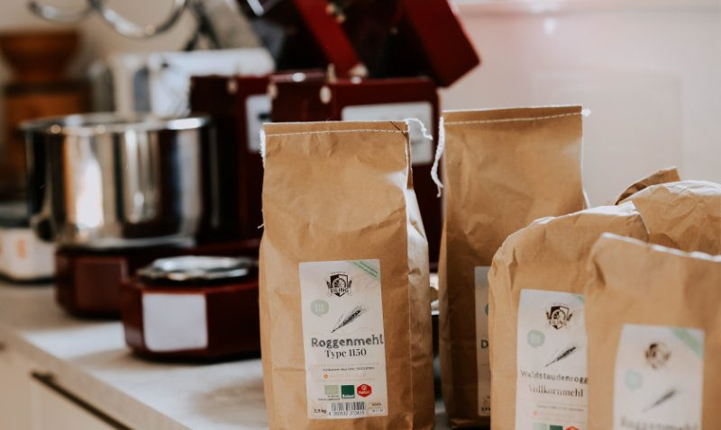 Zutaten Brotbackkurse online - Roggenmehl | BROTFEE