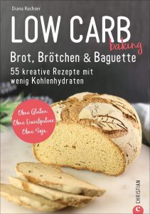 Low Carb Baking Buchcover