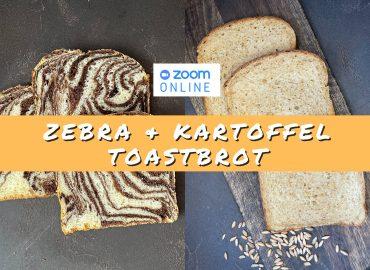 Onlinekurs Zebra-Toast