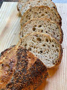 Mediterranes Baguette von der Brotfee